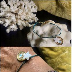 Le bracelet porte-bonheur