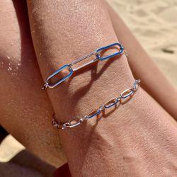 Le bracelet maille...