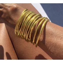 Les bracelets bouddhistes fins