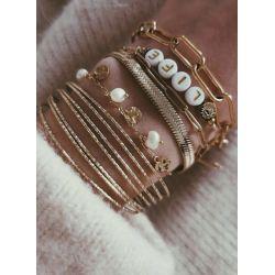 Les bracelets à message