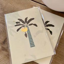 Carnet palmier