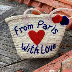 """Le panier """"with love"""""""