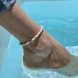 Le bracelet de cheville Summer