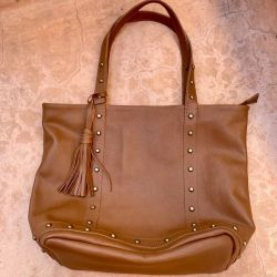 Le grand sac en cuir
