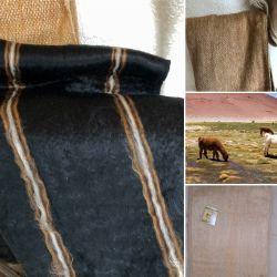 Les écharpes 100% Alpaga