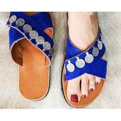 Les sandales Sarah